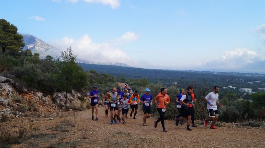 Platanopigi Trail Race 2017 - Αποτελέσματα
