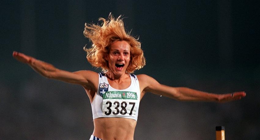 Ολυμπιονίκες στον Αυθεντικό Μαραθώνιο