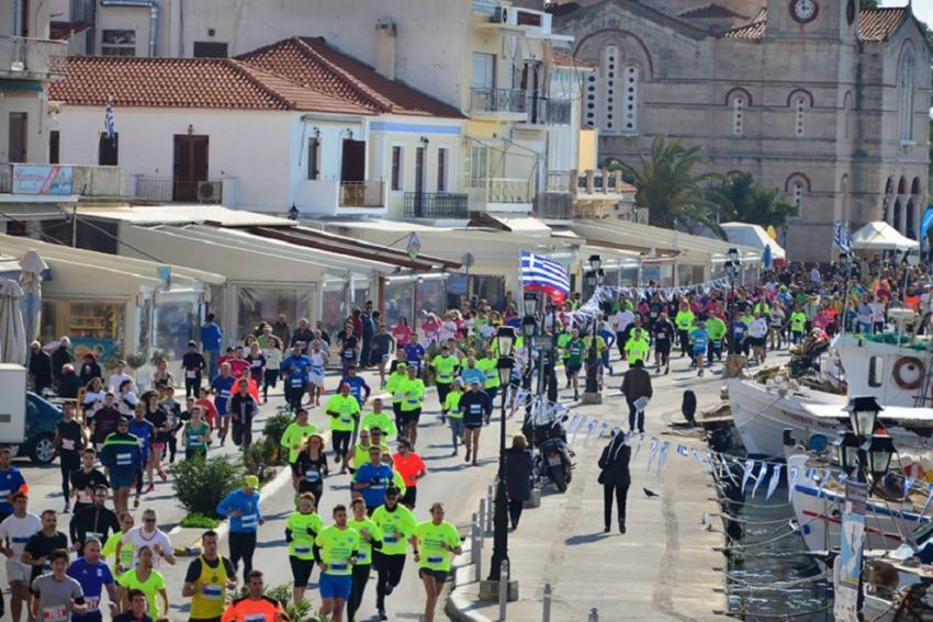 """ΔΕΛΤΙΟ ΤΥΠΟΥ - Άνοιξαν οι εγγραφές για τον 9ο αγώνα δρόμου """"Ιωάννης Καποδίστριας"""""""