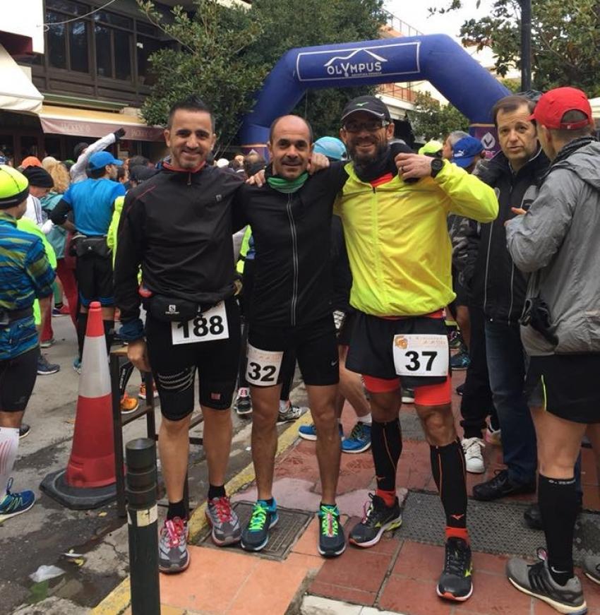 ΔΕΛΤΙΟ ΤΥΠΟΥ - Συμμετοχές των αθλητών του Συλλόγου Μαραθωνοδρόμων Λάρισας | 14 Ιανουαρίου 2018