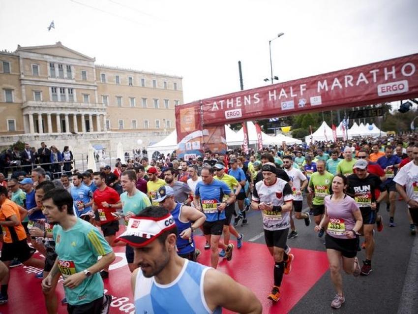 Ημιμαραθώνιος Αθήνας 2018 - Αποτελέσματα