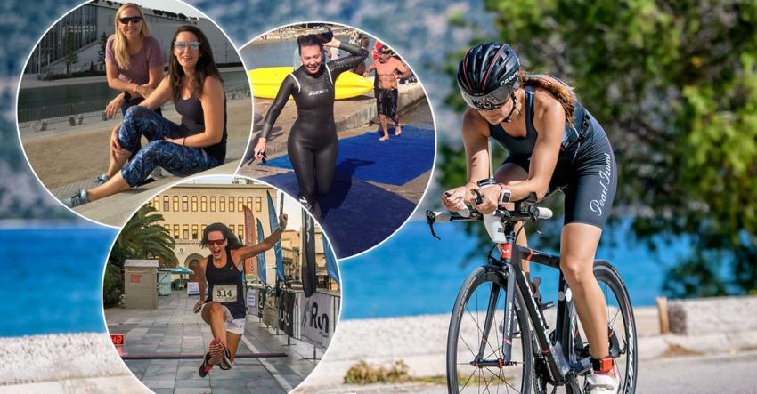 """Δευτέρα 8 Μαρτίου 2021 (21:00-22:00) """"Sport in Society"""", Dialogues : Women in Triathlon"""
