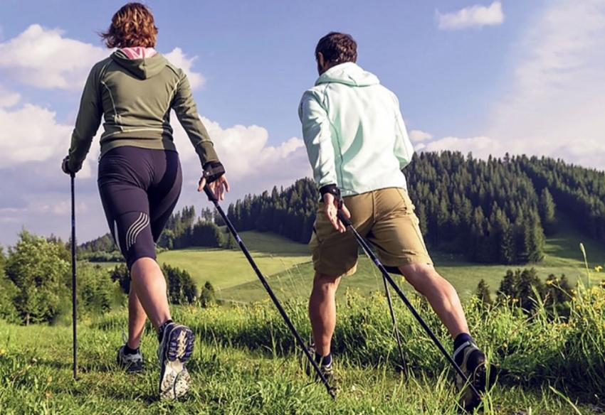 ΔΕΛΤΙΟ ΤΥΠΟΥ - Γνωρίστε το Nordic Walking Fitness!