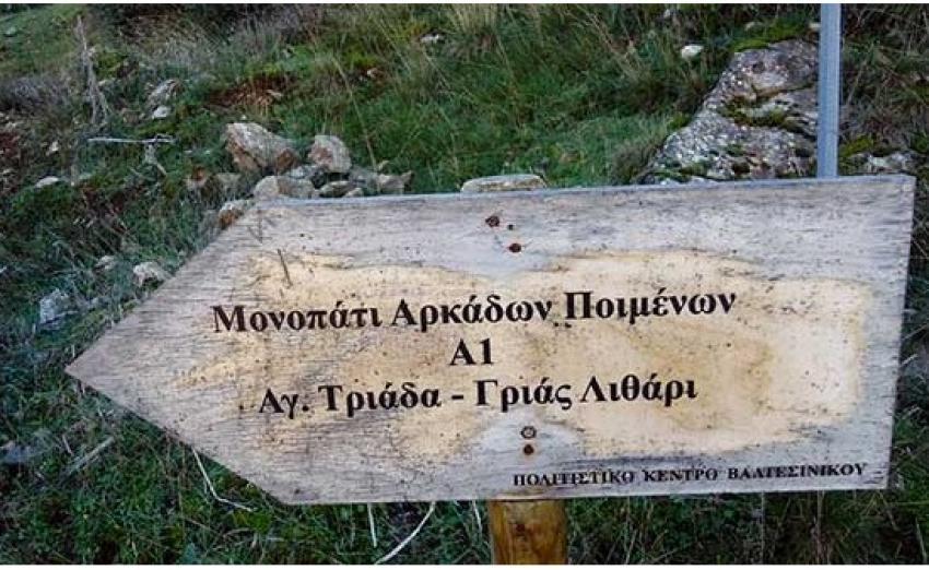 """9ος λαϊκός αγώνας ορεινού δρόμου στα """"Μονοπάτια των Αρκάδων Ποιμένων""""- Αποτελέσματα"""