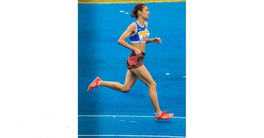Στο Βαλκανικό Πρωτάθλημα Στίβου Εφήβων - Νεανίδων η Ελένη Ιωαννίδου