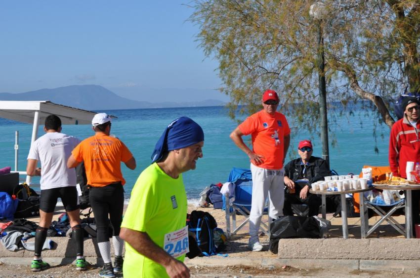 14ος Πανελλήνιος αγώνας δρόμου 100 χλμ. & 9ος 50 χλμ.