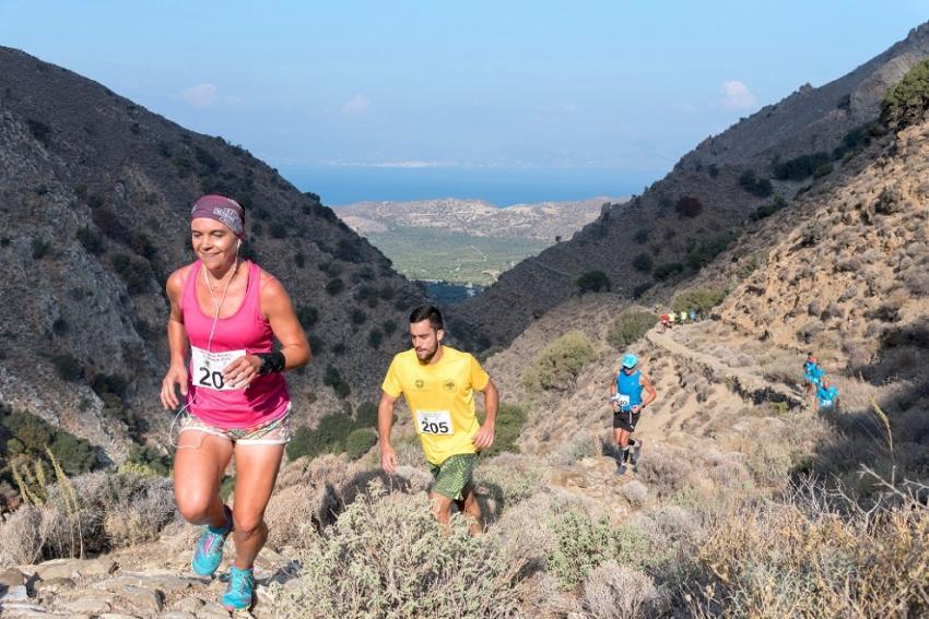 1ος Ορεινός Μαραθώνιος Κρήτης & 7ος Ορεινός Αγώνας Καβουσίου