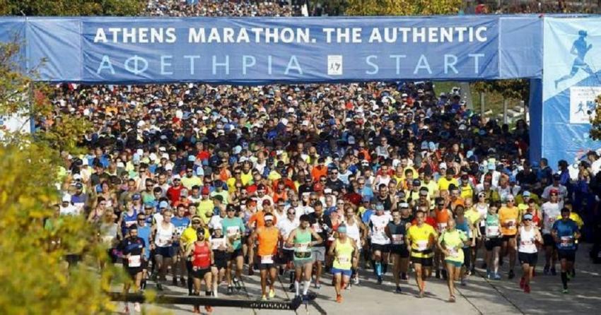 Στις 12/9 ο Hμιμαραθώνιος Αθήνας και στις 14/11 ο Αυθεντικός Μαραθώνιος Αθήνας