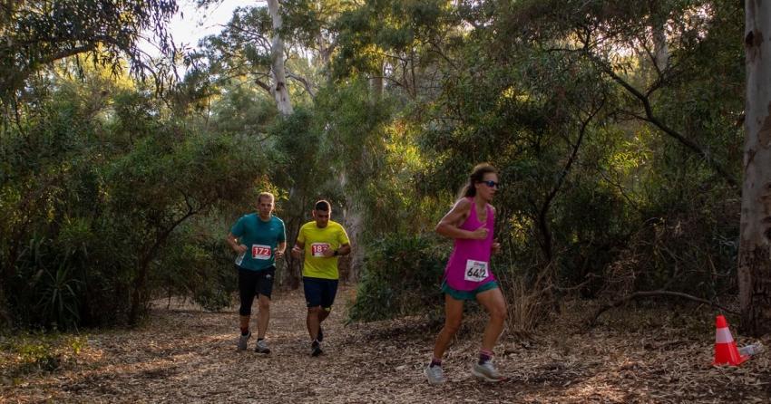 1ο Μπούκα beach park run - Υπόδειγμα αγώνα και διαδρομής κατέθεσε ο ΣΑΜ!