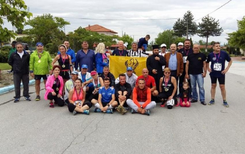 6ος Λαϊκός Αγώνας δρόμου  στο Δάσος Κουρί