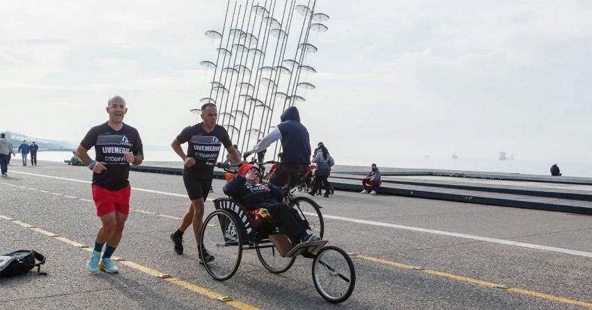 Θωμάς Τάτσιος - Χρήστος Μπεντιούλης: Η ιστορία μιας ξεχωριστής φιλίας, που ενισχύεται μέσα από το Thessaloniki Virtual Marathon