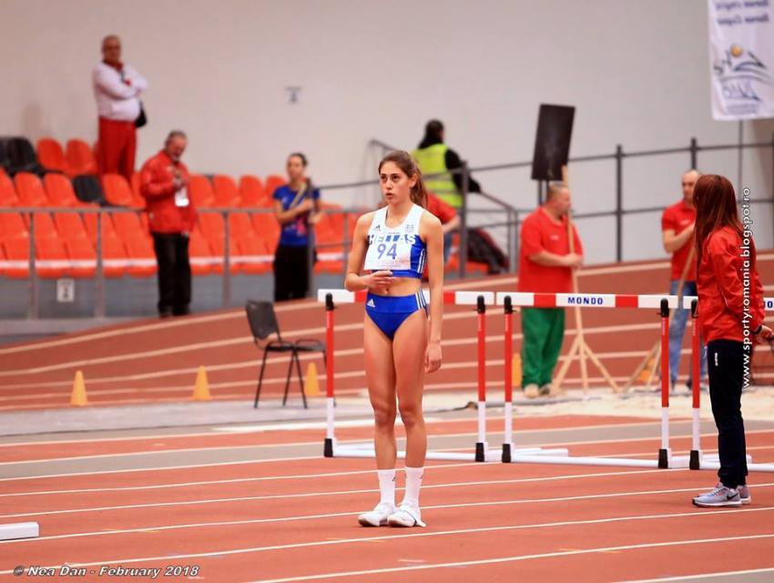 Βαλκανικό Πρωτάθλημα: Πανελλήνιο ρεκόρ από την Δόση στο ύψος