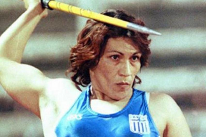 Σαν σήμερα η Άννα Βερούλη κατακτά την 3η θέση στον ακοντισμό στο 1ο Παγκόσμιο Πρωτάθλημα του Ελσίνκι