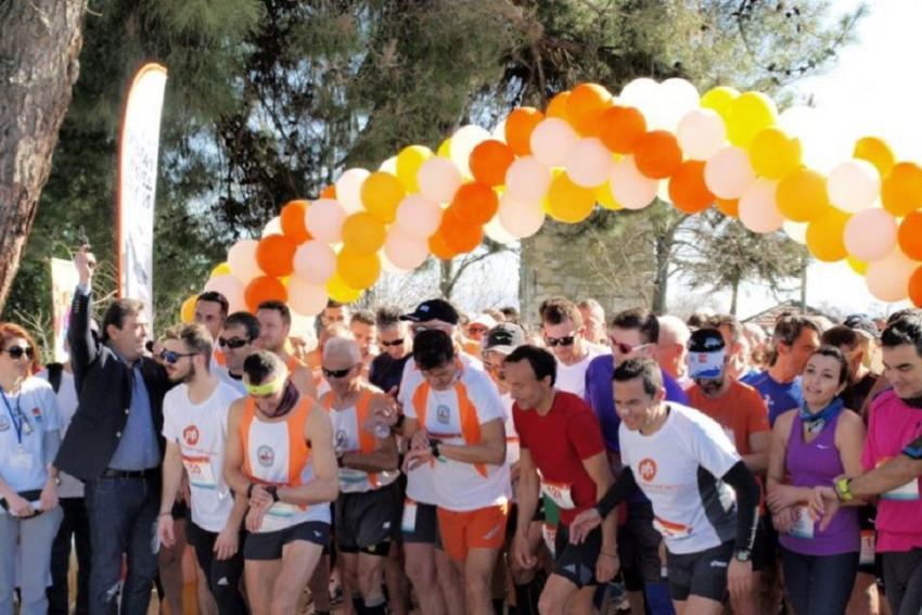 2ος Κραυξίδειος Αγώνας Δρόμου στον Κραννώνα Λάρισας