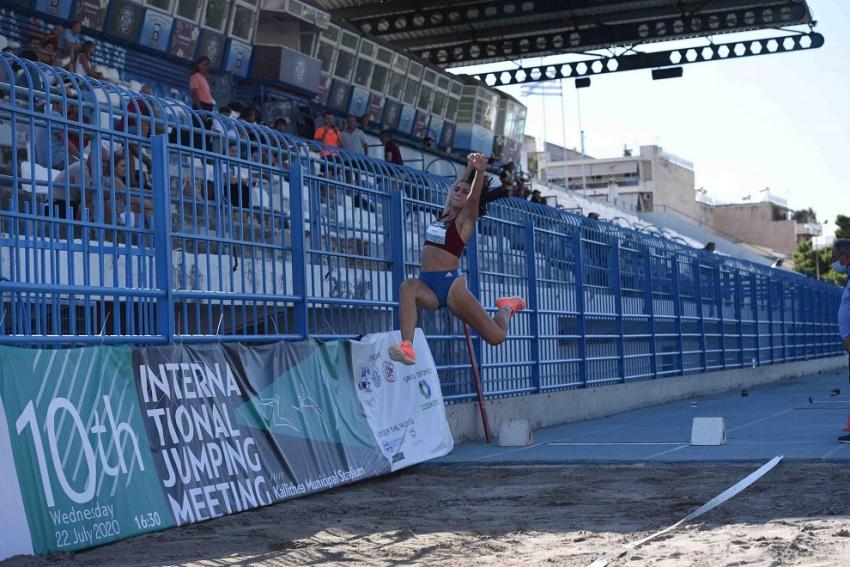 Ψηλά στο Παγκόσμιο Ranking της WA το Διεθνές Μίτινγκ Αλμάτων του Φιλαθλητικού!!!