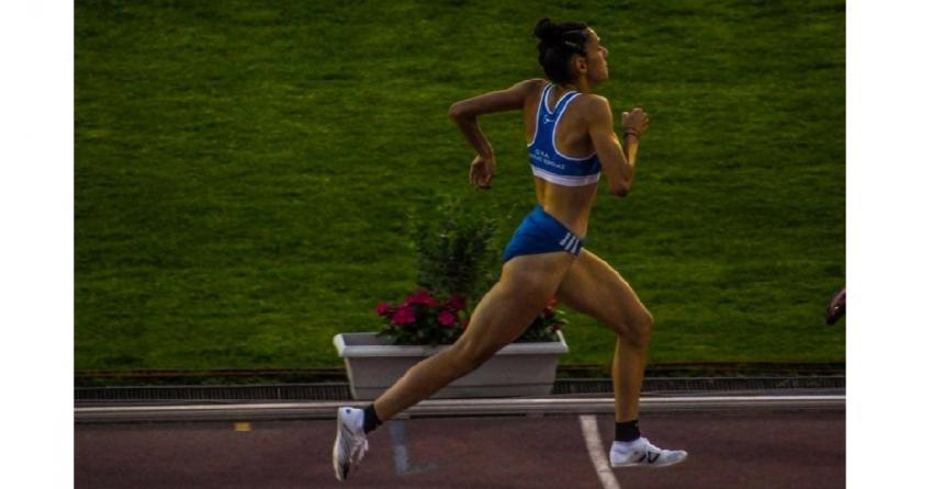 Τέταρτη η Ελένη Ιωαννίδου στο βαλκανικό πρωτάθλημα νεανίδων στα 1500 μέτρα