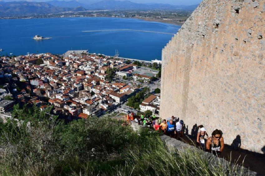 5th Nafplio Castle Run - 5ος Παλαμήδειος Άθλος 2019
