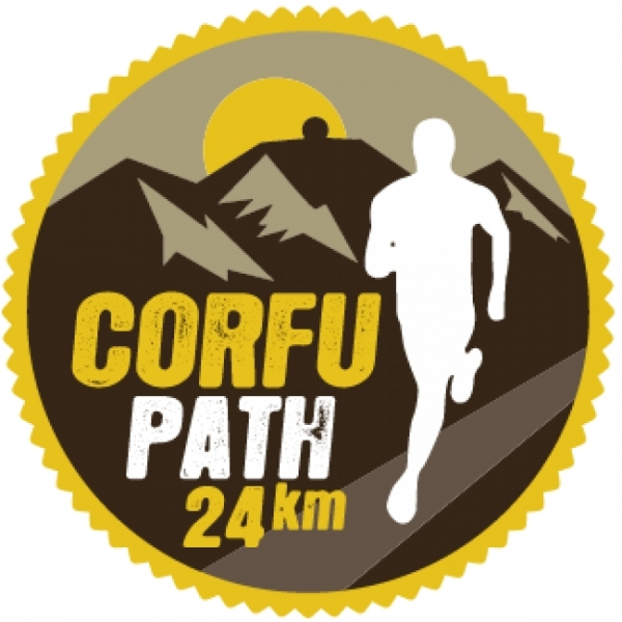 2ο CORFU PATH village 24 km - short 8 km