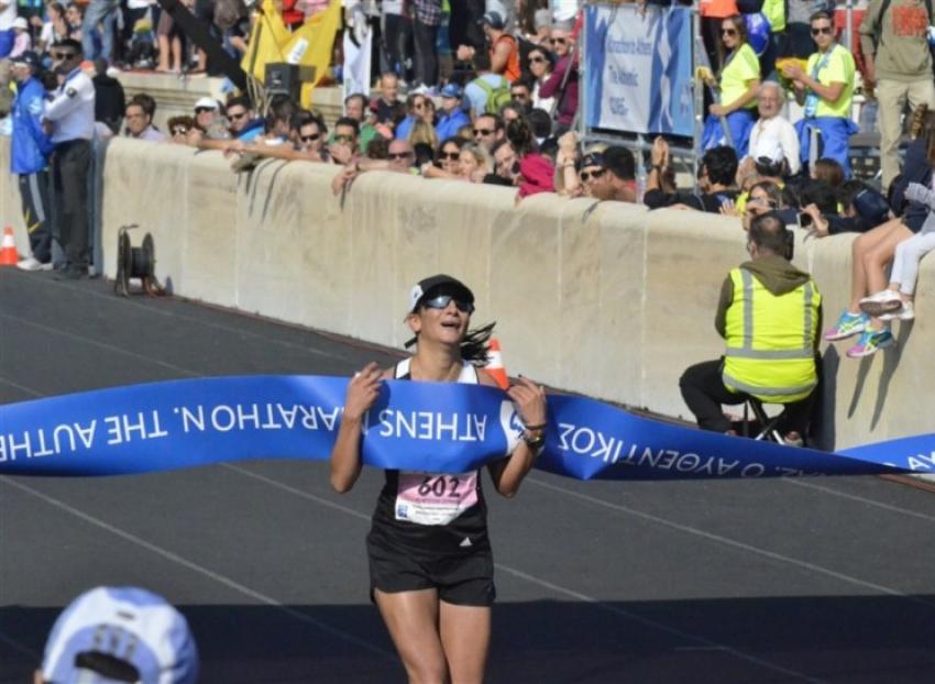 Ελληνικές νίκες στον Ημιμαραθώνιο του Ενσεντε