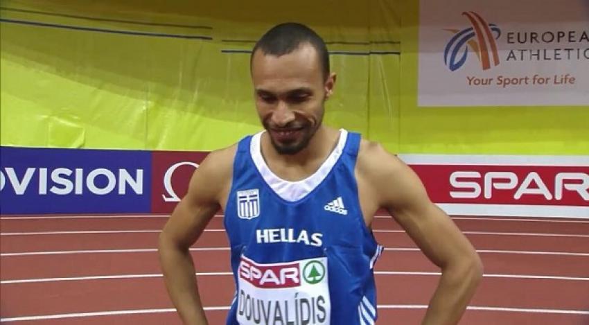 Ο Δουβαλίδης κάνει ντεμπούτο στο Πανελλήνιο Πρωτάθλημα