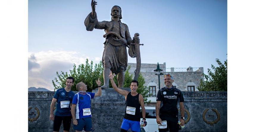 Run Messinia: Συγκινητικές στιγμές στον αγώνα για την Ελευθερία