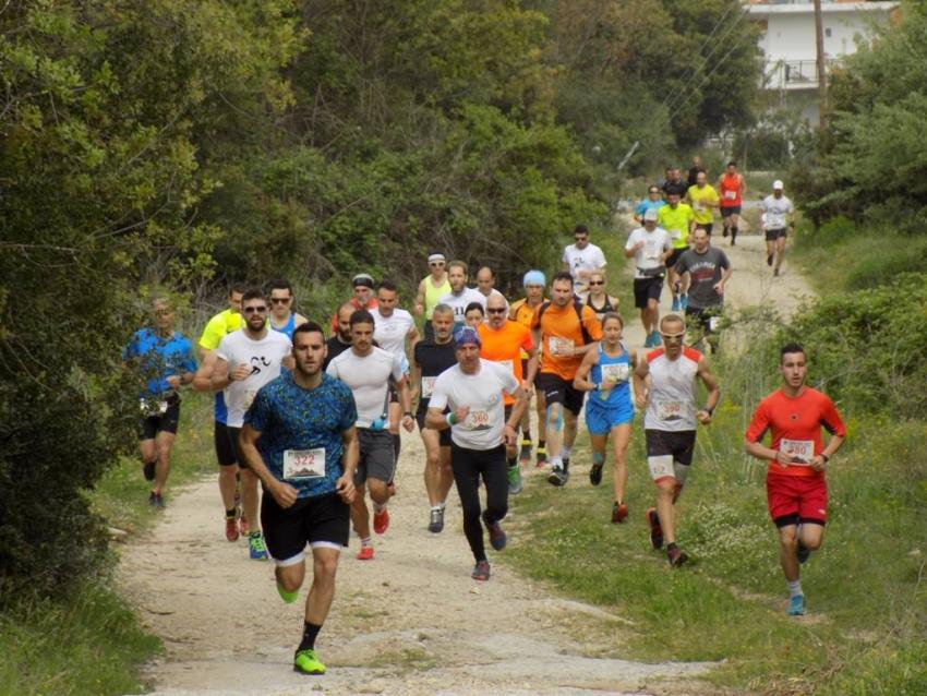 ΔΕΛΤΙΟ ΤΥΠΟΥ - Μεταγωνιστικό δελτίο τύπου Sougliani Trail 2018!