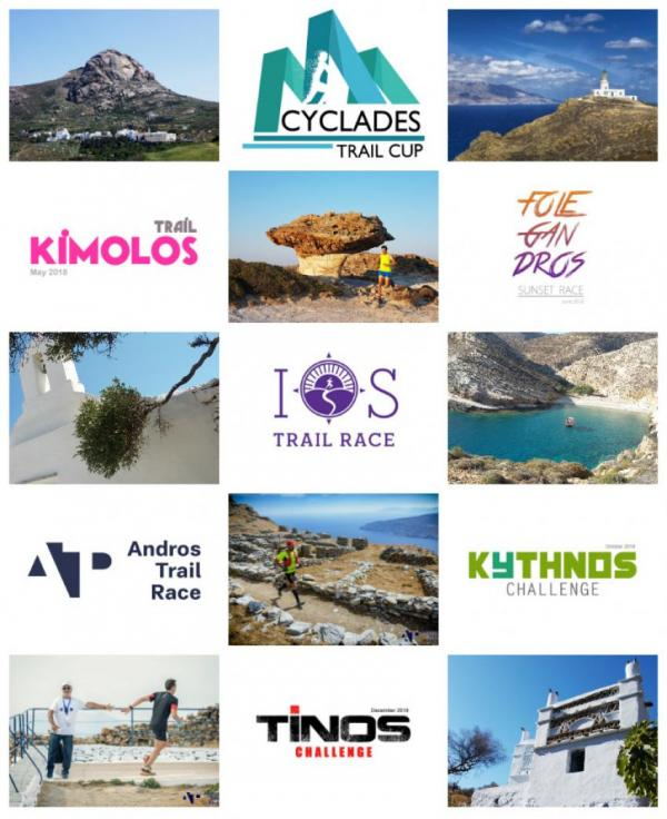 Cyclades Trail Cup - Folegandros Sunset Race