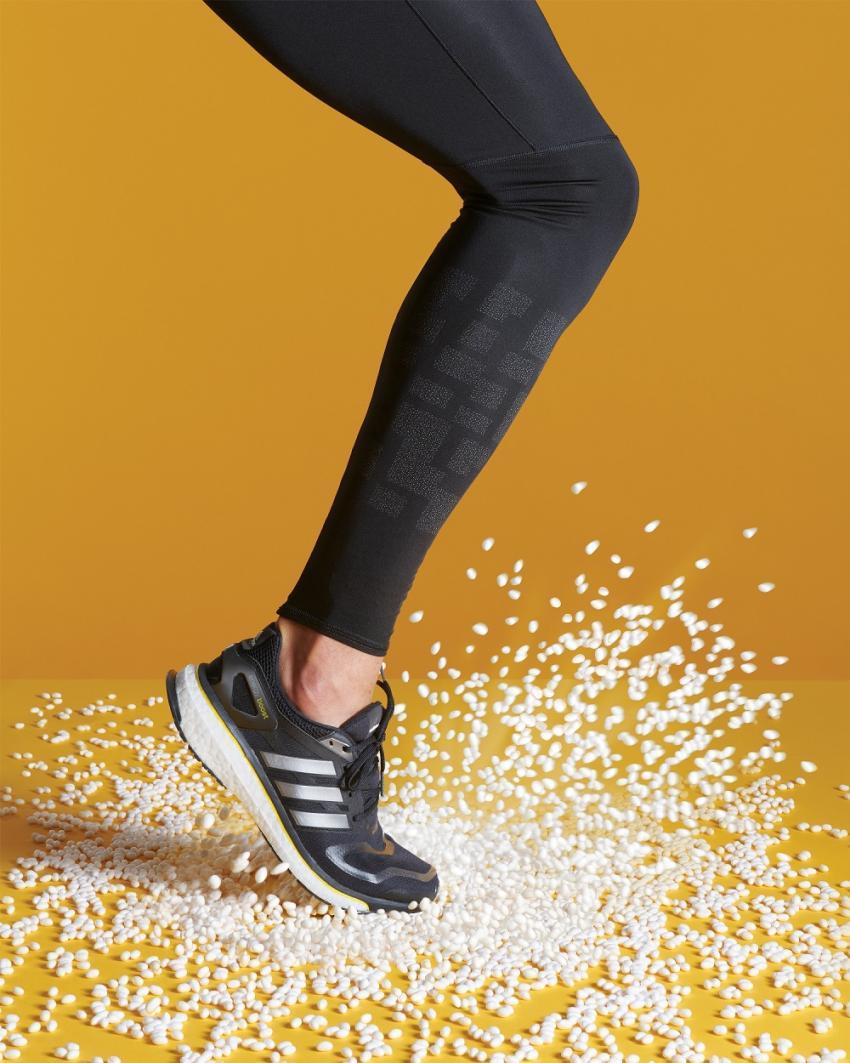 """ΔΕΛΤΙΟ ΤΥΠΟΥ - Η adidas γιορτάζει την τεχνολογία που άλλαξε τα δεδομένα στο Running, παρουσιάζοντας την επετειακή συλλογή""""5 χρόνια BOOST™"""""""