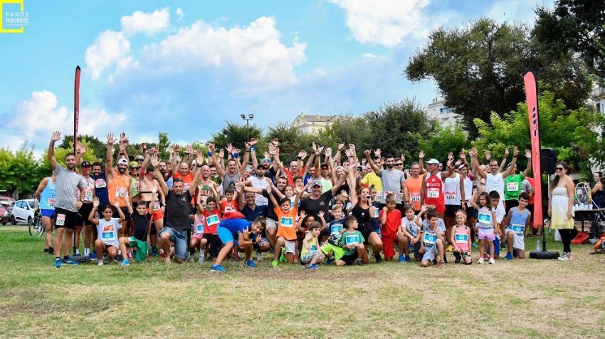 5ο Corfu Old Town Trail 2018 - Αποτελέσματα