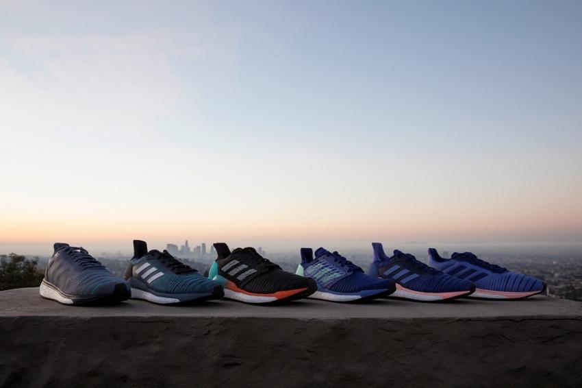 ΔΕΛΤΙΟ ΤΥΠΟΥ - Η adidas παρουσιάζει το SOLARBOOST και μια νέα εποχή running ανατέλλει