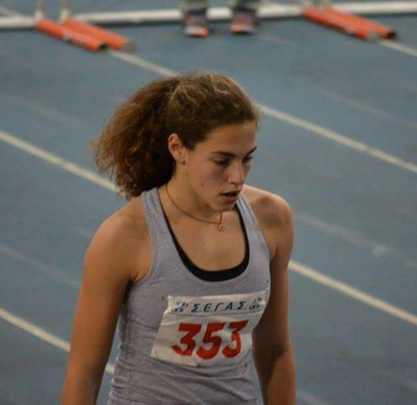 Διπλή επιτυχία για την Μαργαρίτα Τσουκαλά πέτυχε πανελλήνιο ρεκόρ στο 7αθλο και έπιασε όριο για το Γκιορ