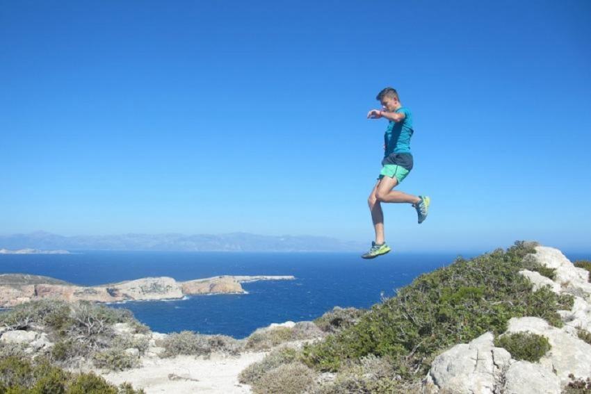 ΔΕΛΤΙΟ ΤΥΠΟΥ - Μετράμε αντίστροφα για την εκκίνηση του 2ου Donoussa Trail Running