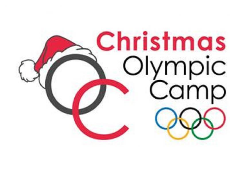 """ΔΕΛΤΙΟ ΤΥΠΟΥ - """"2ο CHRISTMAS OLYMPIC CAMP""""   ΓΙΑ ΠΑΙΔΙΑ 6-12 ΕΤΩΝ"""