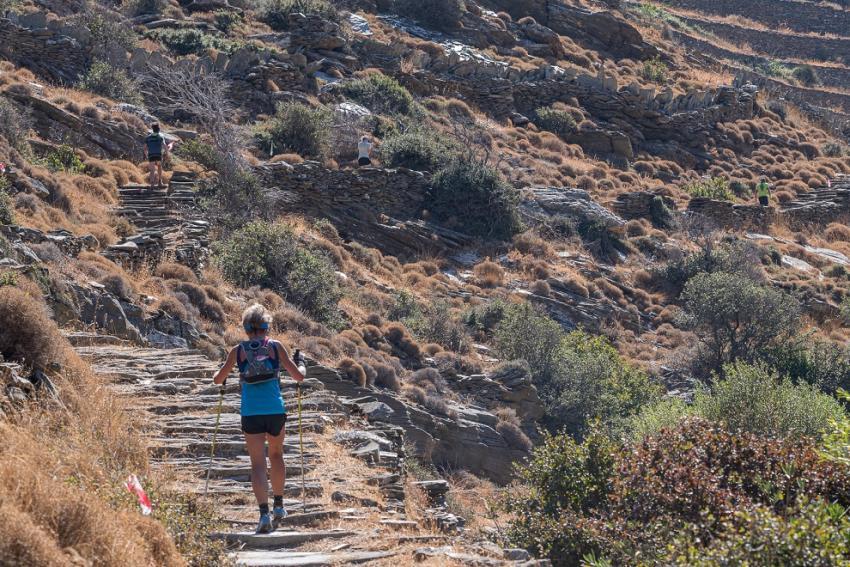 Ανακοίνωση Andros Trail Race 2020