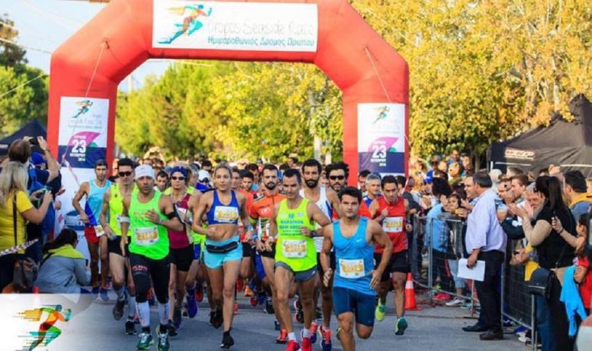 """3ος Ημιμαραθώνιος Ωρωπού - """"OROPOS SEASIDE RACE 2018"""""""