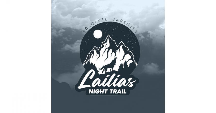 Στις 27 Αυγούστου 2022 το 1ο Lailias Night Trail