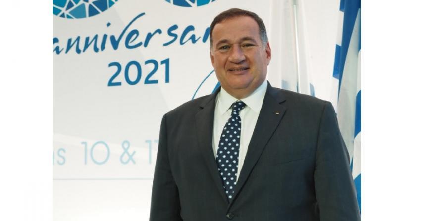 O Σπύρος Καπράλος εξελέγη πανηγυρικά Πρόεδρος των Ευρωπαϊκών Ολυμπιακών Επιτροπών
