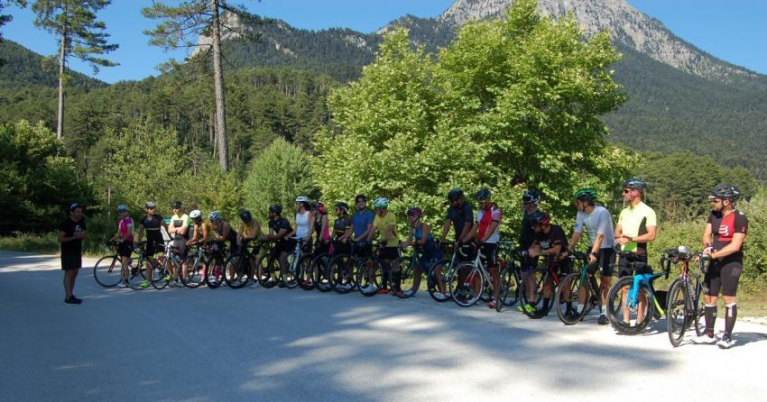 Προπονητικό Camp Τριάθλου από 4 - 6 Ιουνίου στη Λίμνη Δόξα