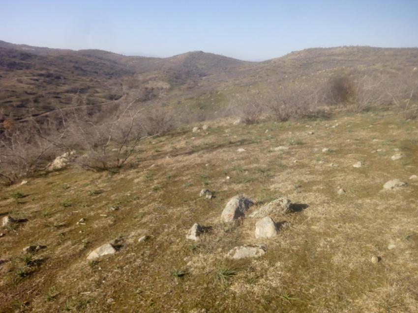 1ος Αγώνας Λόφου Μαυροβουνίου Σκύδρας