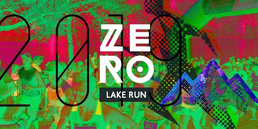 4ο ZERO lake run